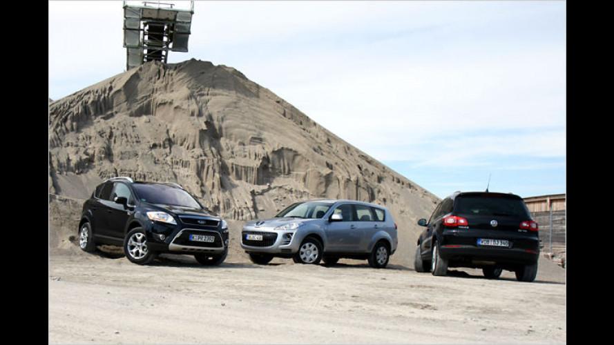 Die Kölner Konkurrenz: Wie gut ist der Ford Kuga?