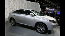 Der Lexus RX 450h kommt