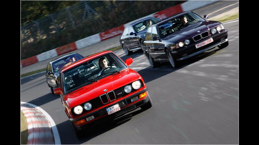 Business Sport: 25 Jahre BMW M5