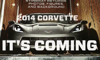 Watch the 2014 C7 Corvette Revealed Live on BoldRide
