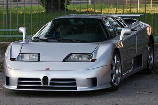 The Bugatti EB110- A Supercar Nearly Lost in the History Books