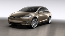 Tesla Model X gets UK configurator, £71,900 starting price