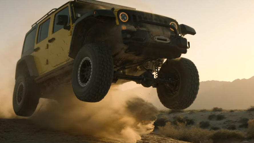 Pennzoil makes another amazing ad, this time with a Jeep