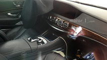 Spyshot de la Mercedes Classe S