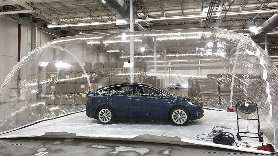 Tesla proves Bioweapon Defense Mode is more than marketing hype