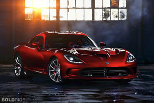 The Viper: Evolution of an American Supercar