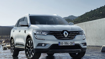 Renault Koleos replacement leaked official image (not confirmed)