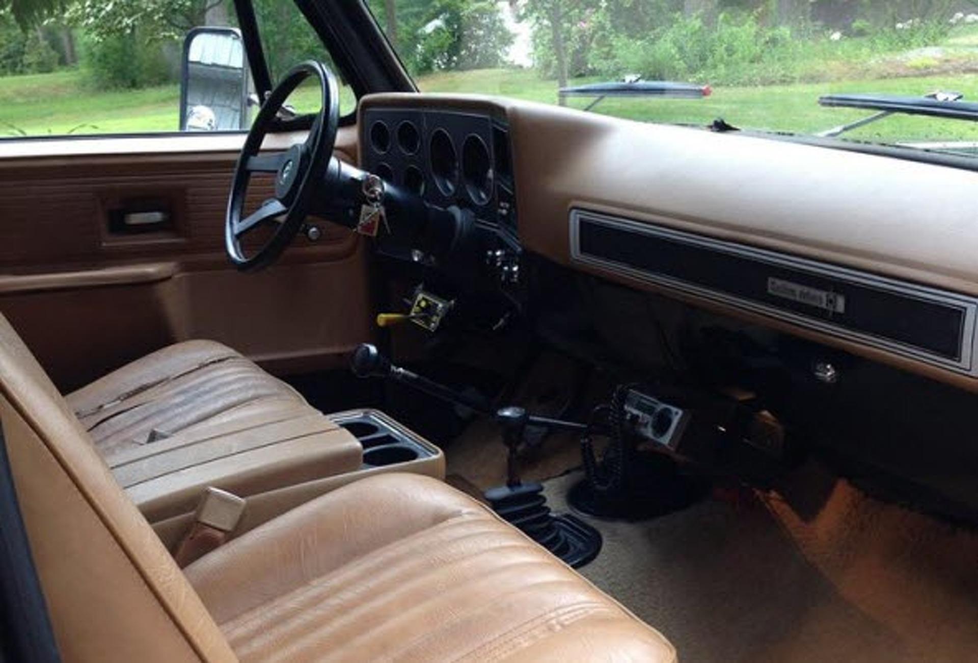 Chevy K5 Blazer Interior Interior Ideas