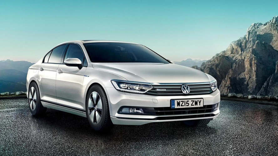 VW Passat Facelift Announced For European Launch This Year