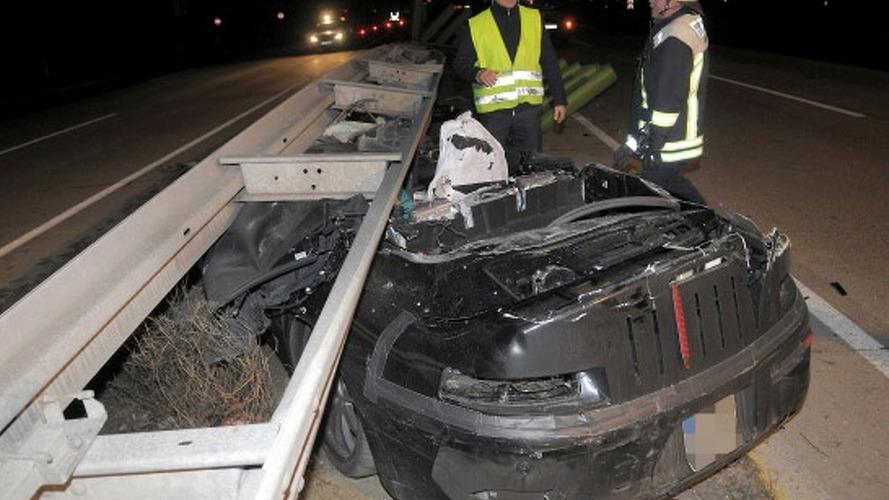 Porsche Test Driver Fatality Follow Up