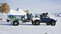 Toyota Hilux Conquers South Pole