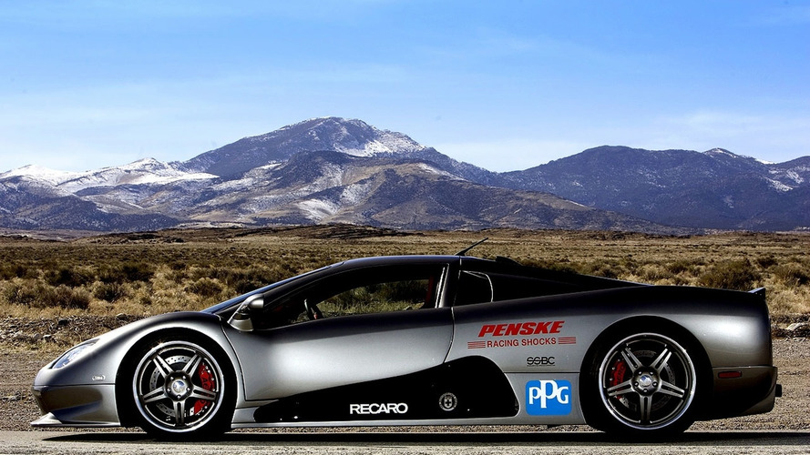 SSC Ultimate Aero seeks to reclaim world fastest production car record