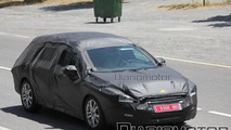 Peugeot 508 SW first spy photo 07.07.2010