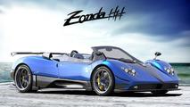 Pagani Zonda HH official renderings, 1280, 17.08.2010
