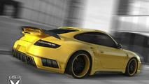 Porsche 911 Turbo body kit by Misha Design, 772, 30.07.2010