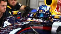 Daniel Ricciardo (AUS), Red Bull Racing - Formula 1 Testing, 16.11.2010
