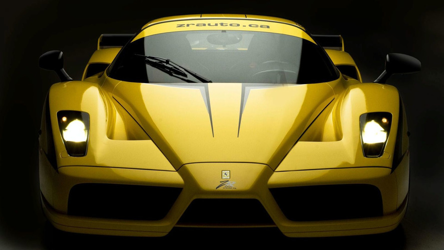 edo competition Enzo XX Evolution with 840hp