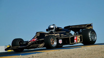 1976 Lotus 77 Formula One racing car