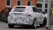2016 Mercedes-Benz GLC 63 AMG spy photo