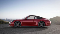 2015 Porsche 911 GTS unveiled with 430 PS [video]