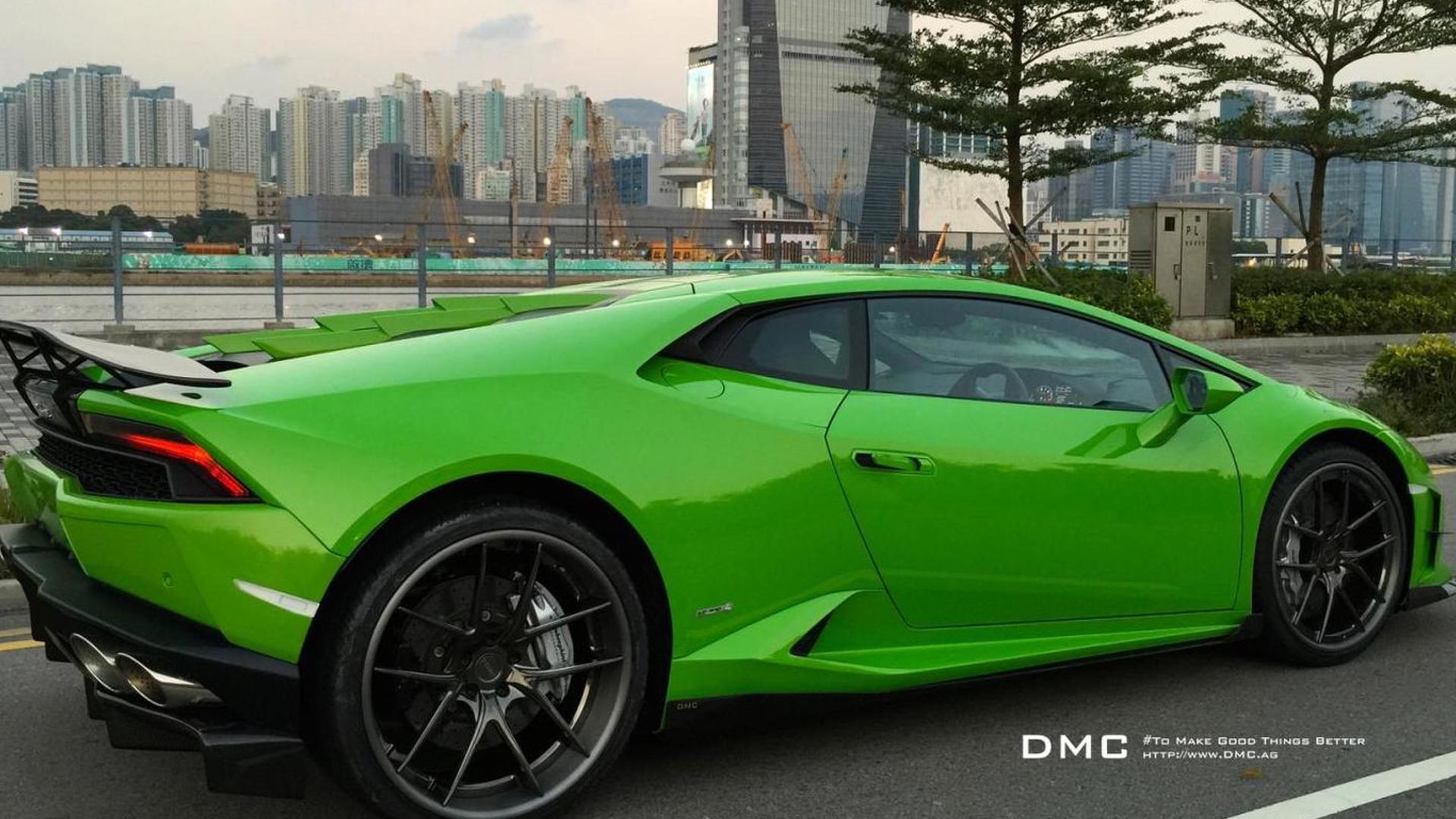 Новый тюнинг Lamborghini Huracan Affari