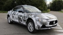 Maserati Levante pre-production starts, official debut set for January 2016 at NAIAS