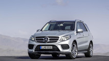 2016 Mercedes GLE