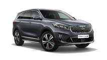 2018 Kia Sportage facelift (Euro Spec)