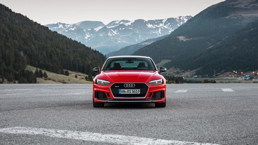 Audi RS4 Avant et Audi RS5 Carbon Edition