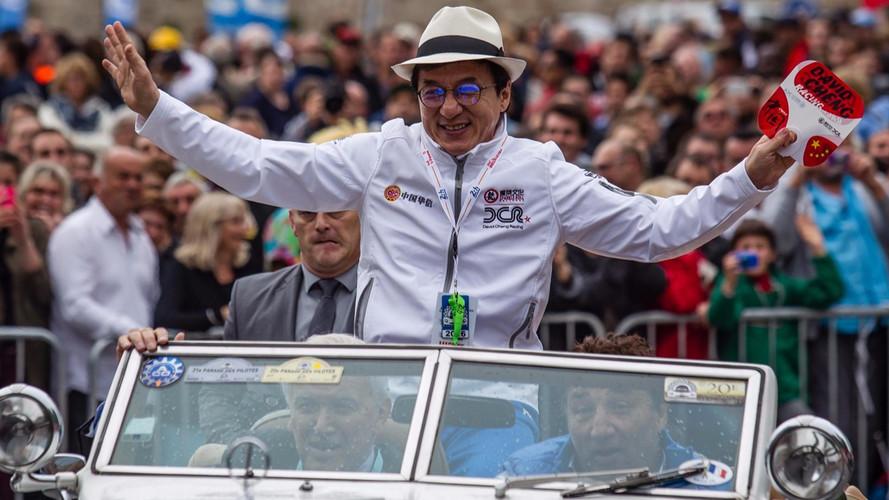 Un film par Jackie Chan sur les 24 Heures du Mans