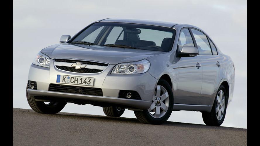 Chevrolet Epica - a partire da 22.500 EURO