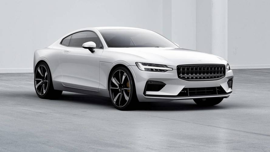 Polestar 1 will be limited to just 500 models