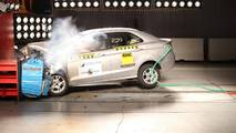 Ford Ka+ - Impacto frontal
