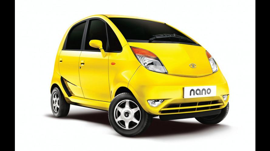 La Tata NANO ha superato il suo primo Crash Test in Europa