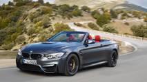 BMW M4 Convertible
