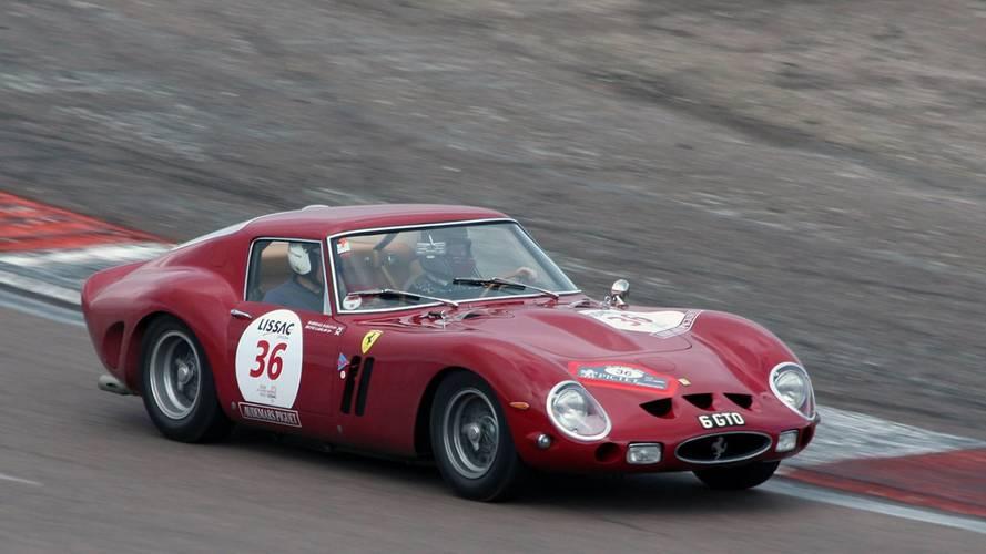 Les 70 ans de Ferrari célébrés au salon Epoqu'Auto
