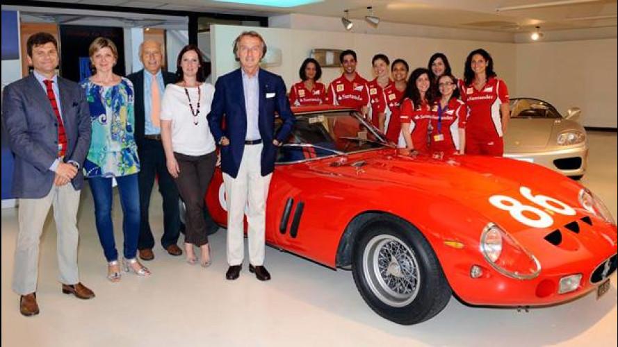 I 50 anni della 250 GTO al Museo Ferrari di Maranello