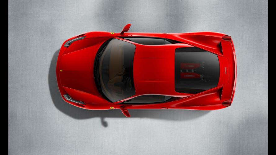 Ferrari 458 Italia: per Montezemolo è un tributo al Paese