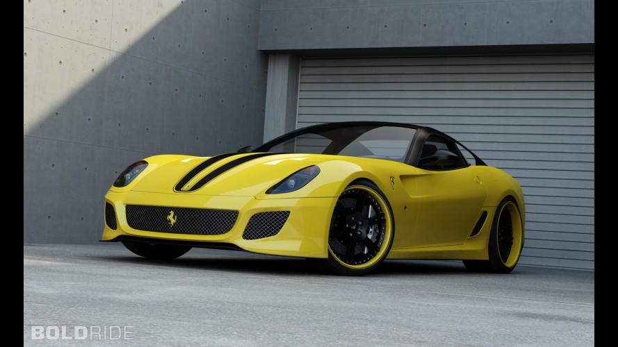 Wheelsandmore Ferrari 599 GTO
