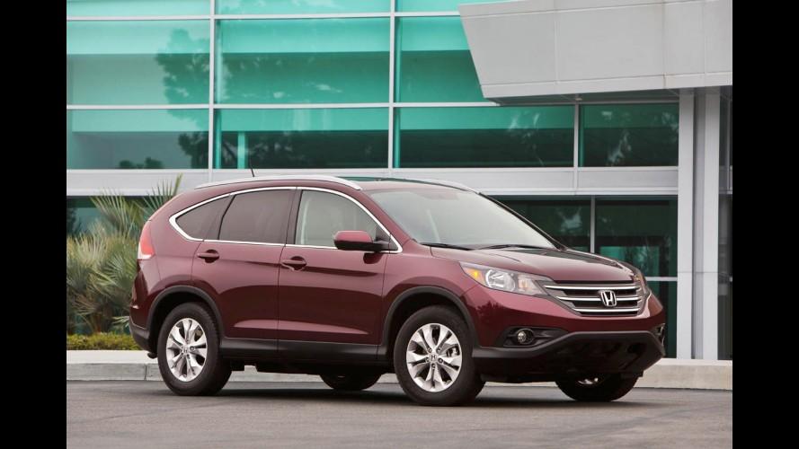Novo Honda CR-V começa a ser vendido no México pelo equivalente a R$ 41.000