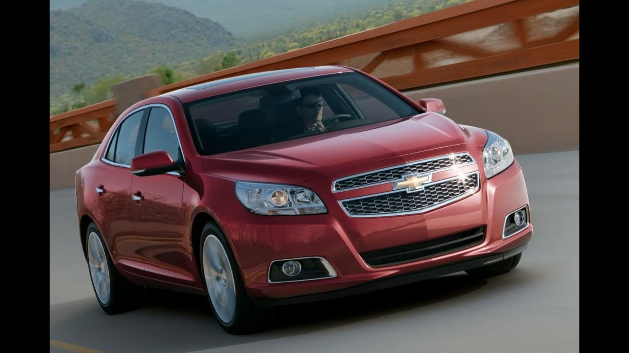 Novo Chevrolet Malibu também será coreano