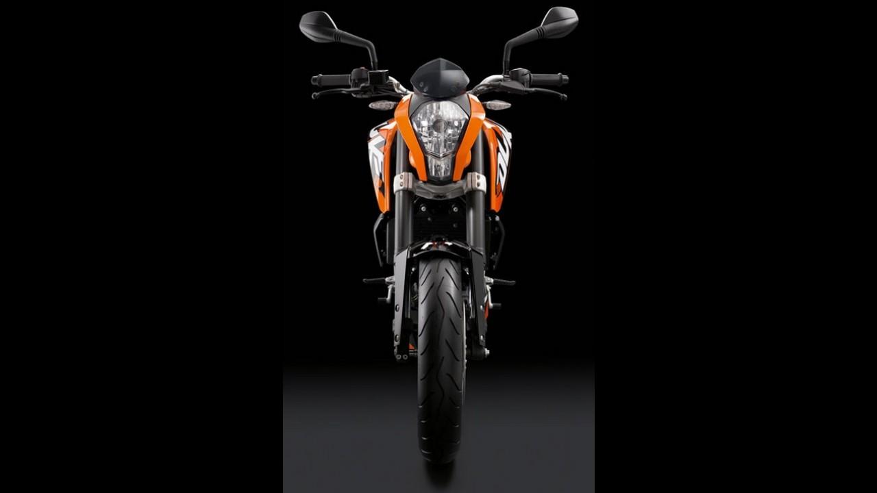 Agora nacional, KTM 200 Duke chega em setembro com preço de R$ 15.990
