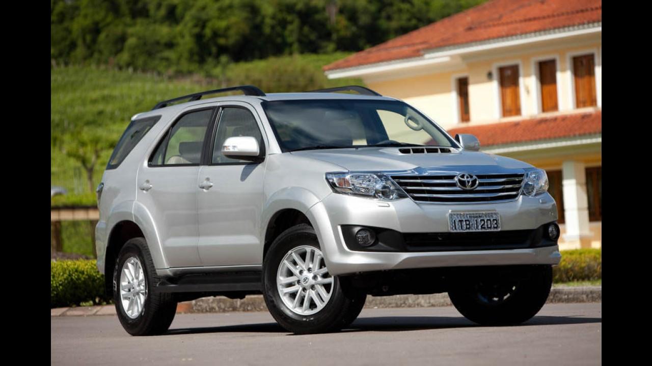 """Especial """"Campeões de 2012"""": SUV's e Crossovers mais vendidos no Brasil"""