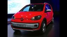 VW lança cross up! com preços a partir de R$ 38.040