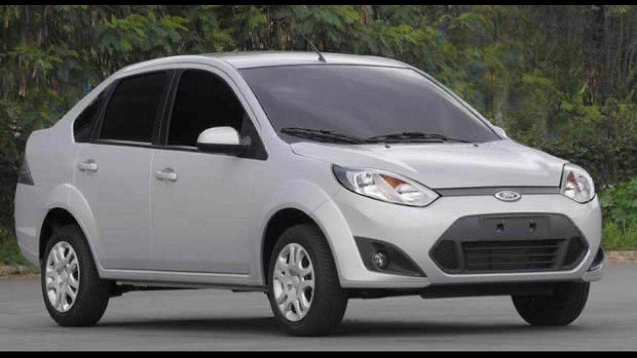 Brasil, resultados de maio: Corsa Sedan se mantém à frente e Fiesta Sedan cresce quase 80%
