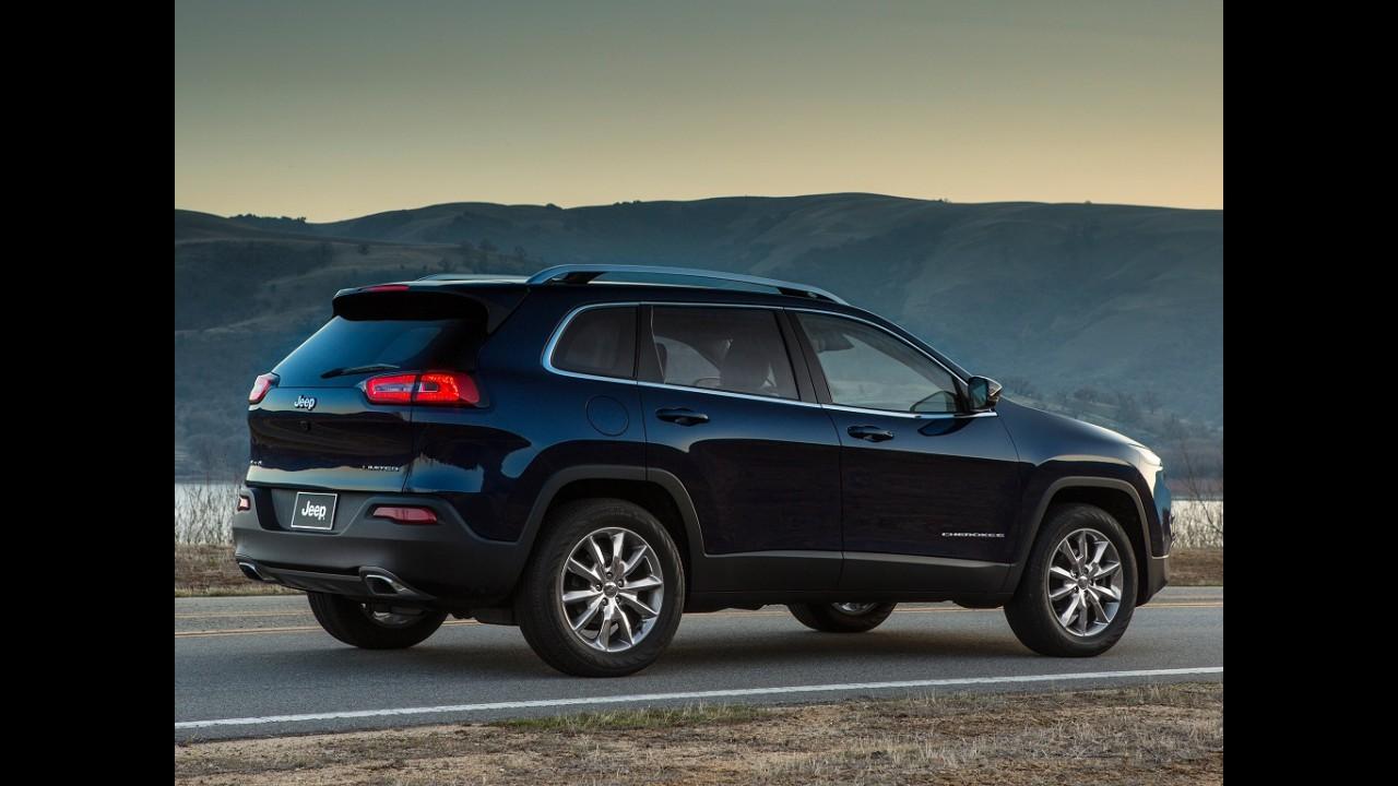 Novo Jeep Cherokee se chamará Zi You Guang na China