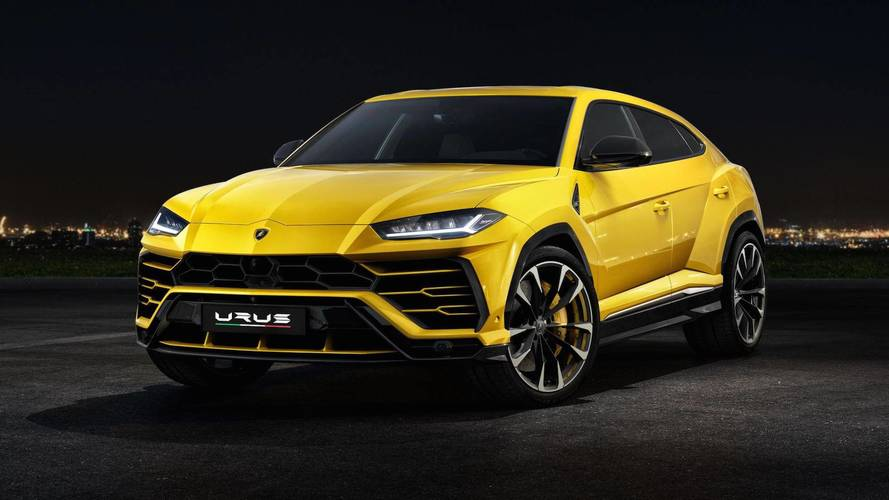 Configurez le Lamborghini Urus de vos rêves