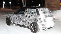 2013 MINI Cooper spied undergoing winter testing