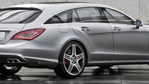 Mercedes CLS 63 AMG Shooting Brake rendering 14.10.2011