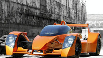 Caparo T1 to make its UK debut